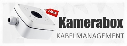 Kamerabox Kabelmanagement